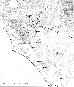 Preistoria e Protostoria nel territorio di Roma. Modelli di insediamento e vie di comunicazione